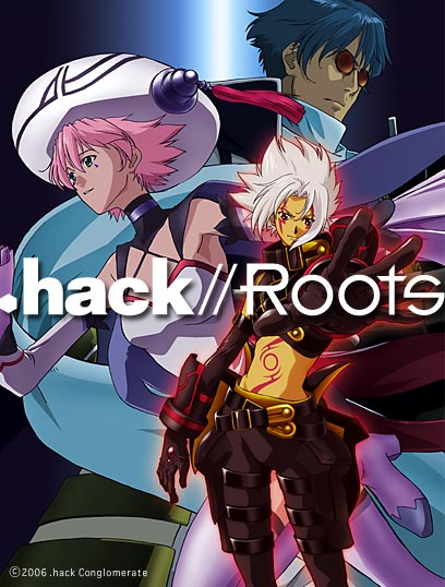 Screen Shot of .hack//Roots