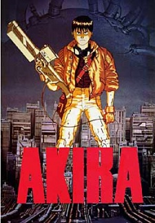 Screen Shot of Akira