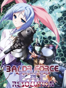 Screen Shot of BALDR FORCE EXE Resolution
