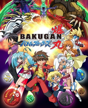 Poster image of Bakugan
