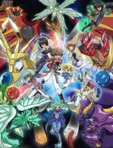 Poster image of Bakugan: New Vestroia