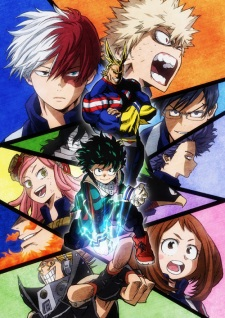 Poster image of Boku no Hero Academia 2nd Season