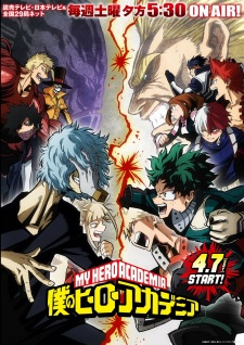 Screen Shot of Boku no Hero Academia 3rd Season