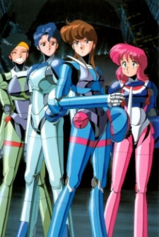 Screen Shot of Bubblegum Crisis