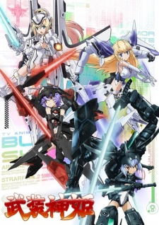 Screen Shot of Busou Shinki