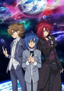 Screen Shot of Cardfight!! Vanguard
