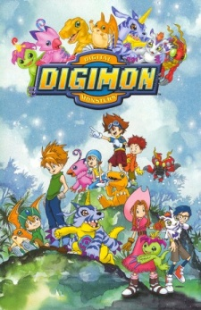 Screen Shot of Digimon Adventure