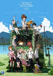 Screen Shot of Digimon Adventure Tri.