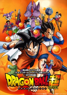 Poster image of Dragon Ball Super