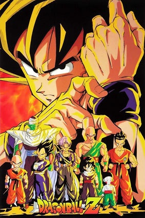 Poster image of Dragon Ball Z