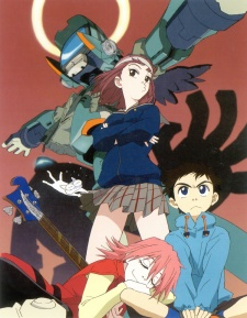Screen Shot of FLCL