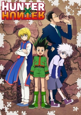 Screen Shot of Hunter x Hunter