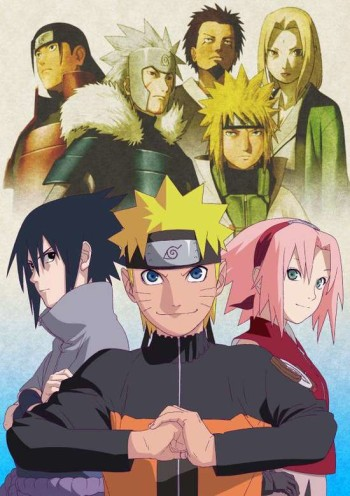 Screen Shot of Naruto Shippuden