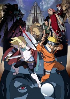 Screen Shot of Naruto the Movie 2: Legend of the Stone of Gelel
