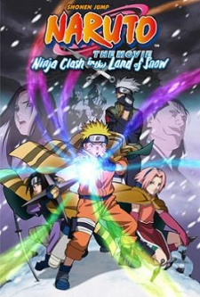 Screen Shot of Naruto the Movie: Ninja Clash in the Land of Snow