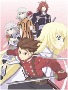 Screen Shot of Tales of Symphonia: Sylvarant-hen